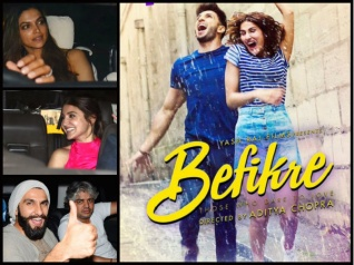 Befikre Second Day (Saturday) Box Office Collection!