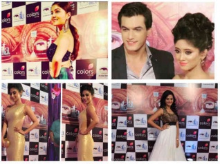 #ITAAwards2016: Beauties Mouni, Sriti & Helly Steal The Show