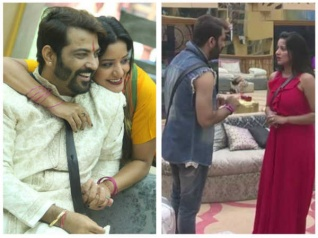 Mona & Manu's Real Life Partners Vikrant & Priya On BB 10!