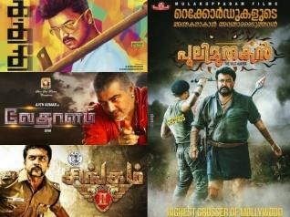 Pulimurugan Box Office: Beats Kaththi, Vedalam & Singam 2