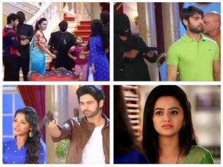 Swaragini: Nikhil Threatens To Kill Mishka!