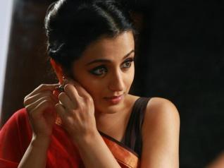 Trisha Krishnan Is On A High!