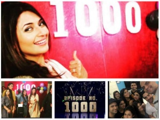 Yeh Hai Mohabbatein Completes 1000 Episodes (PICS)