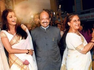 Not Responsible For Problem Between Aish & Jaya: Amar Singh