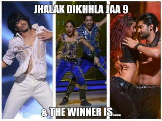 Find Out Who Is The Winner Of Jhalak Dikhhla Jaa 9…