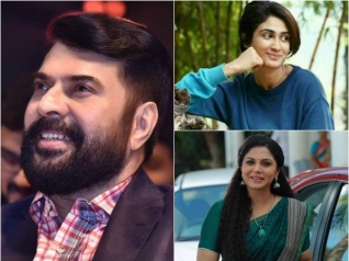 Deepti Sati And Asha Sharath Roped In For A Mammootty Movie?