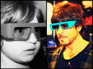 Pic Talk: When SRK Took Abram's Help To Promote 'Raees'