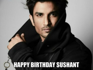 Television Actors Wish Sushant Singh Rajput On His Birthday