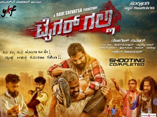 Tiger Galli First Look Posters Are Out