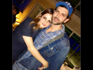 Hrithik Roshan & Sussanne Khan Back To Being A Couple?