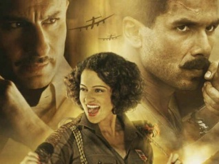 Rangoon First Day (Opening) Box Office Collection!