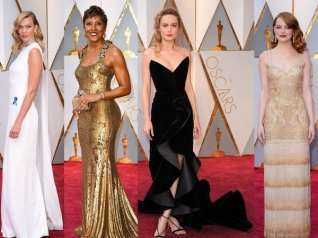The Boldest Red Carpet Appearances At The Oscars