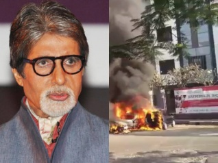 3 Cars Mysteriously Catch Fire Near Amitabh Bachchan's House