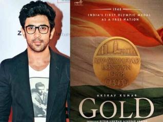 Amit Sadh Bags Akshay Kumar's Gold!