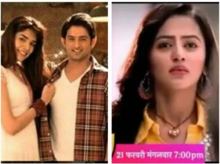 Swaragini's Helly In Devanshi; Mudit To Play Male Lead!