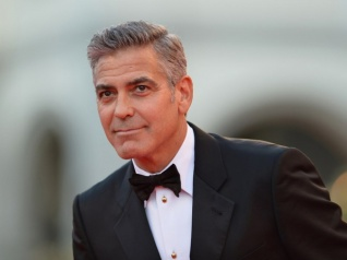 George Clooney  Call Donald Trump Hollywood Elitist