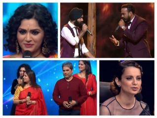 Indian Idol: Manya Evicted; Rohit Leaves Sonu Nigam In Tears