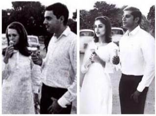 Here's Karanvir's Tribute to Sonia-Rajiv Gandhi's Love Story