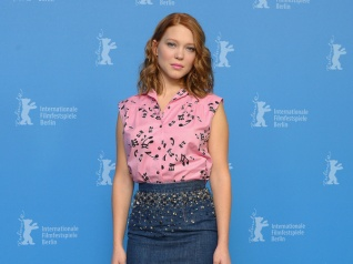 Lea Seydoux Didn't Let Her Mother Know That She's An Actress