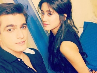YRKKH's Mohsin Khan Is Dating Shivangi Joshi!