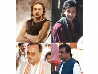 WOW! First Glimpse Of Ranbir & Paresh Rawal From Dutt Biopic