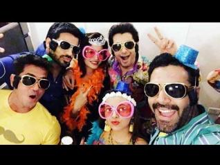 Sharad Malhotra Celebrates Girlfriend Pooja's B'Day In Style
