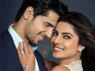 Sidharth Reveals How He Felt While Working With Priyanka!