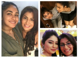 Mouni, Kunal & Kumkum Bhagya Actors Wish Sriti On Her B'Day!