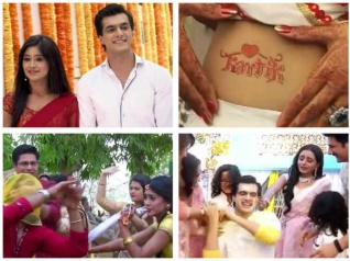 YRKKH: Family Members Enjoy During KaIra's Haldi Ceremony!