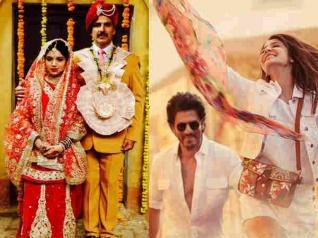 It's SRK vs Akshay Kumar At The Box Office! Who Will Win?