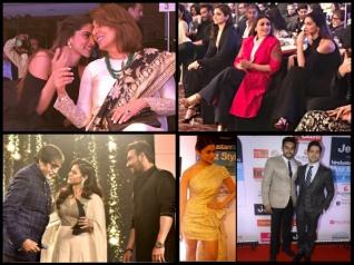 Deepika, Rani, Anushka & Others At HT Most Stylish Awards!