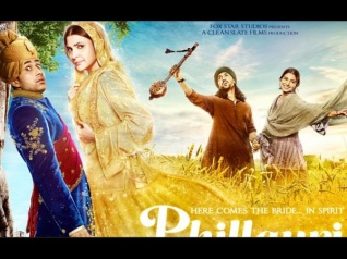 Phillauri First Day (Opening) Box Office Collection!