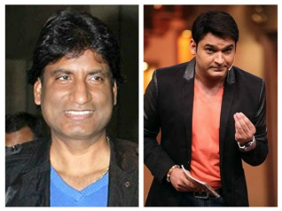 Raju Srivastav Joins TKSS; Kapil Sharma Ignores The Media!