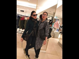 Bebo Is Getting Back In Shape; See Her New Pic With Lolo!