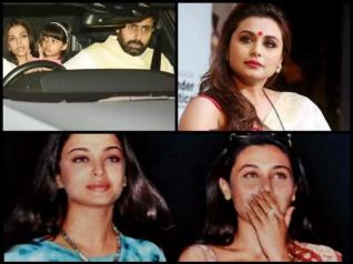 No More Rivalry: Rani Mukerji Meets Aishwarya Rai Bachchan!