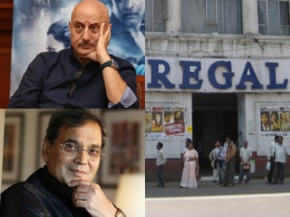 Anupam Kher, Shakti Kapoor & Others Remember Regal Theatre!