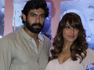 Bipasha Basu Gives Ex Rana Daggubati A Royal Ignore!