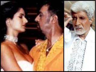 When Big B Caught Katrina & Mr Grover Kissing In A Room!