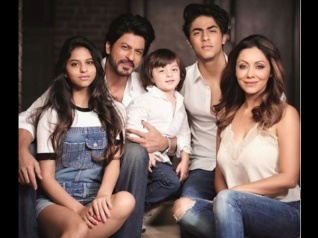 How Shahrukh Spends A Perfect Day With His Three Children