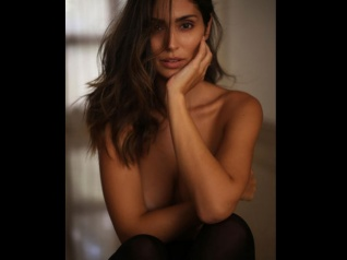 Bruna Abdullah Goes Topless In Her Latest Instagram Picture!