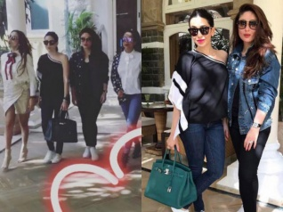 Kareena, Malaika, Karisma & Amrita Have A Girls Day Out!