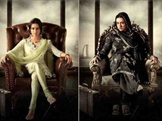 Haseena: Don't Miss These Two Looks Of Shraddha Kapoor!