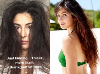 Katrina Crosses 1 Million Mark On Instagram Within 24 Hours!