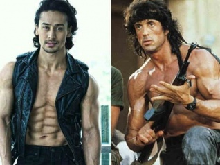 BUZZ IN THE TOWN: Tiger Shroff To Turn A 'Desi' Rambo?