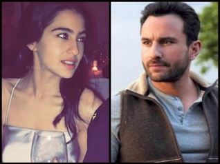 Saif Is Insecure About Sara; Wants Her To Be Like Aamir!