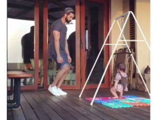 Shahid Dancing With Misha Is The Cutest Thing You'll See!