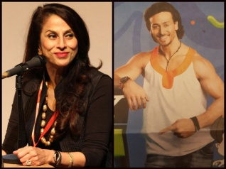 Shobhaa De Mocks Tiger Shroff For Wearing A Girly Top!