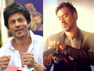 OH NO! Shahrukh Khan & Ajay Devgn Are At Loggerheads Again