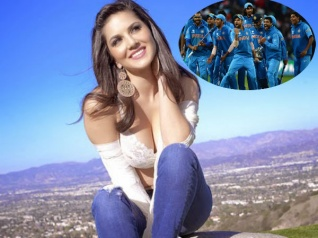 Sunny Leone Reveals Her Favourite Cricketer & It's Not Kohli