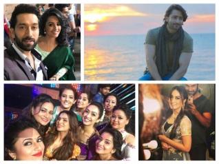 Anita, Divyanka & Other Best Instagram Pics Of TV Celebs!